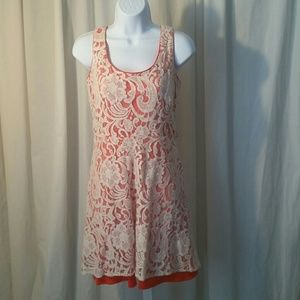 Dress Barn Lace dress, Size 8